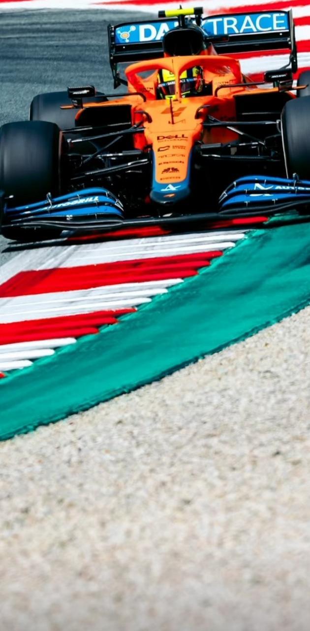 F1 Lando Norris