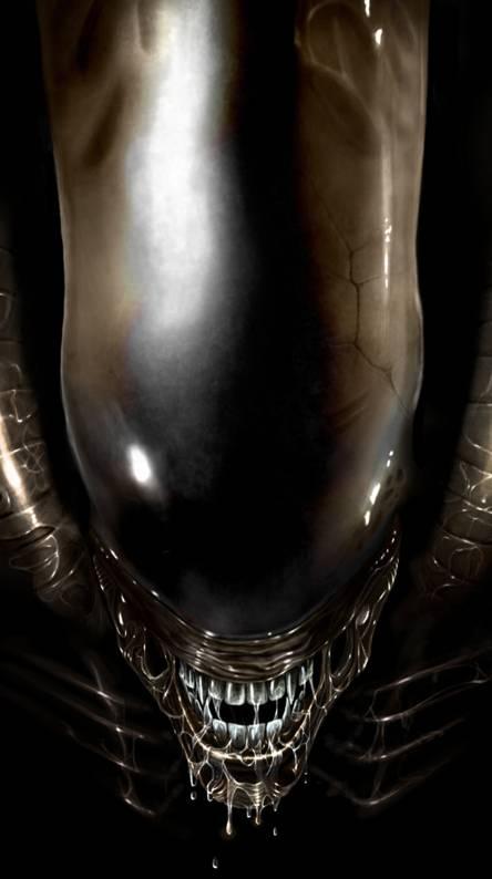 Alien Spit