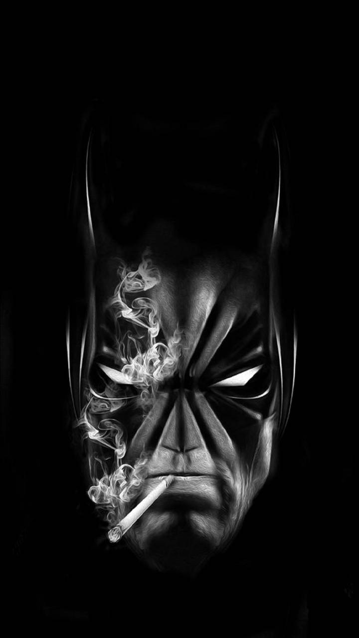 Batman smoke
