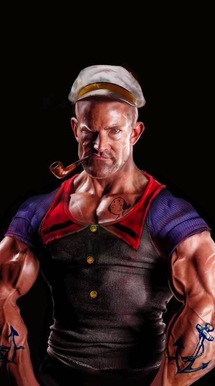 Popeye The Sailor Wallpapers Free By Zedge