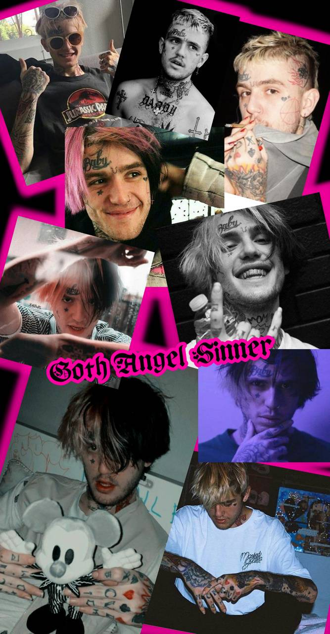 Goth Angel Sinner