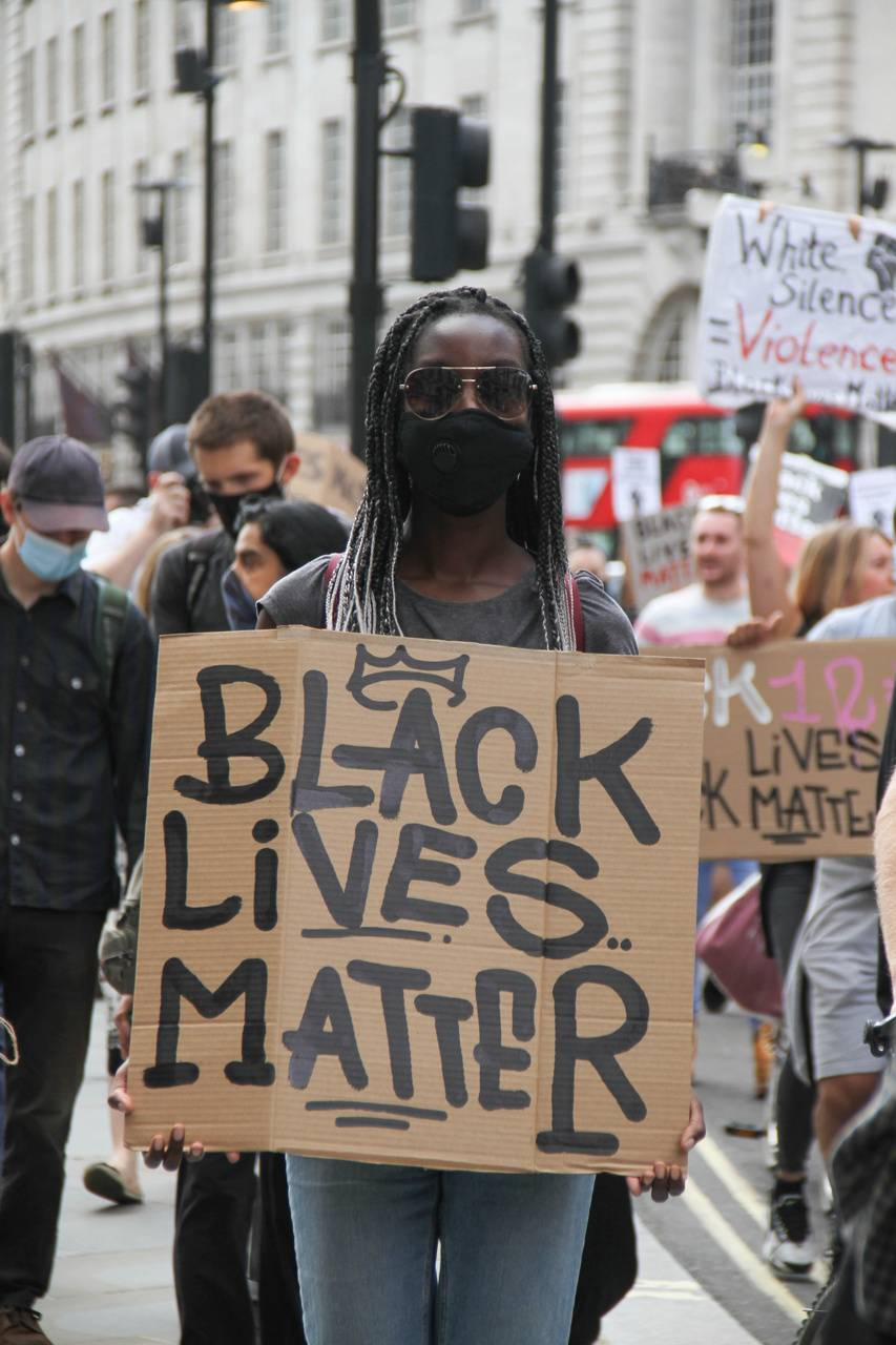 Black Lives Metter