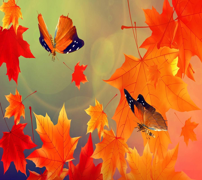 Floral Autumn