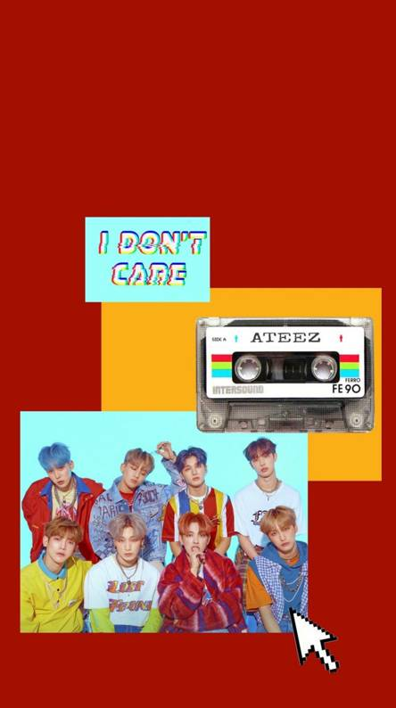 Ateez Ringtones and Wallpapers - Free by ZEDGE™