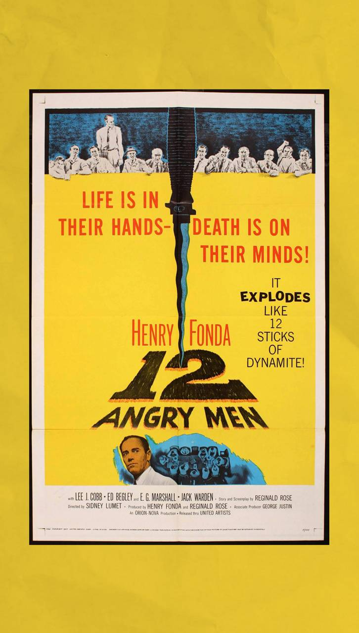 12 Angry Men Wallpaper By Juank007 88 Free On Zedge