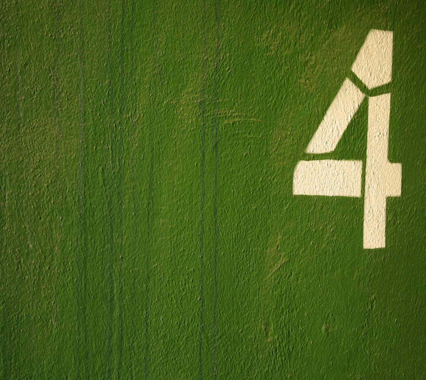 Four green