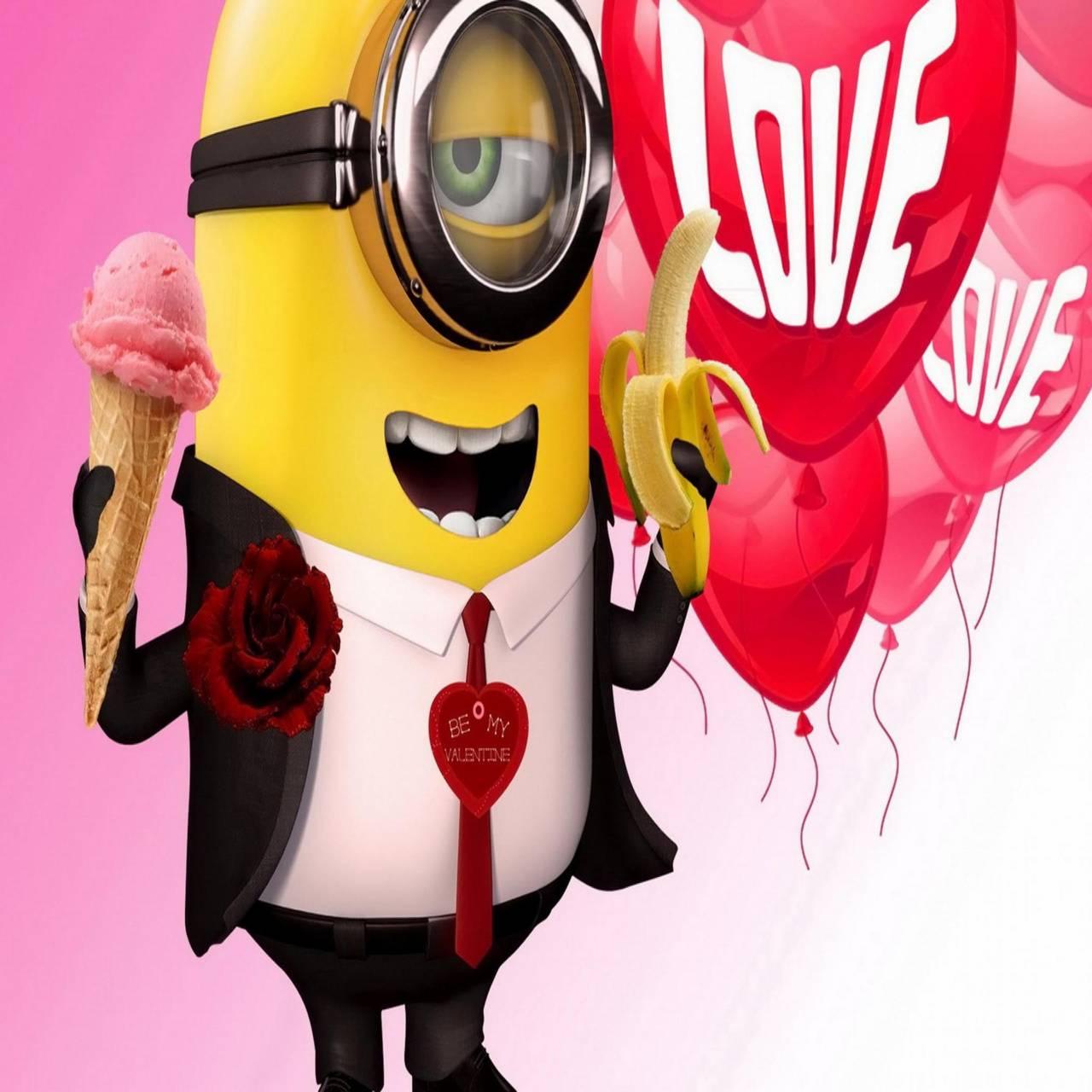 Minion Valentines
