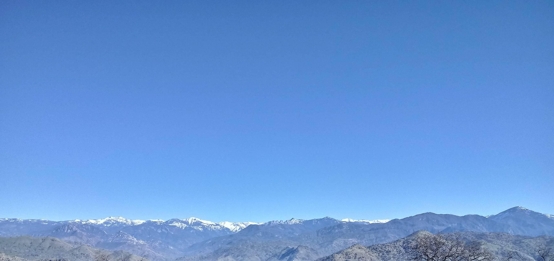 Sequoia Foothills