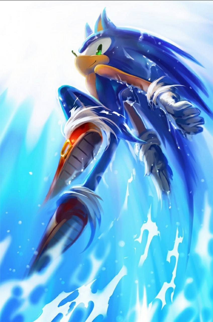 Sonic The Hedgehog Wallpaper By Tronmitrix 46 Free On Zedge