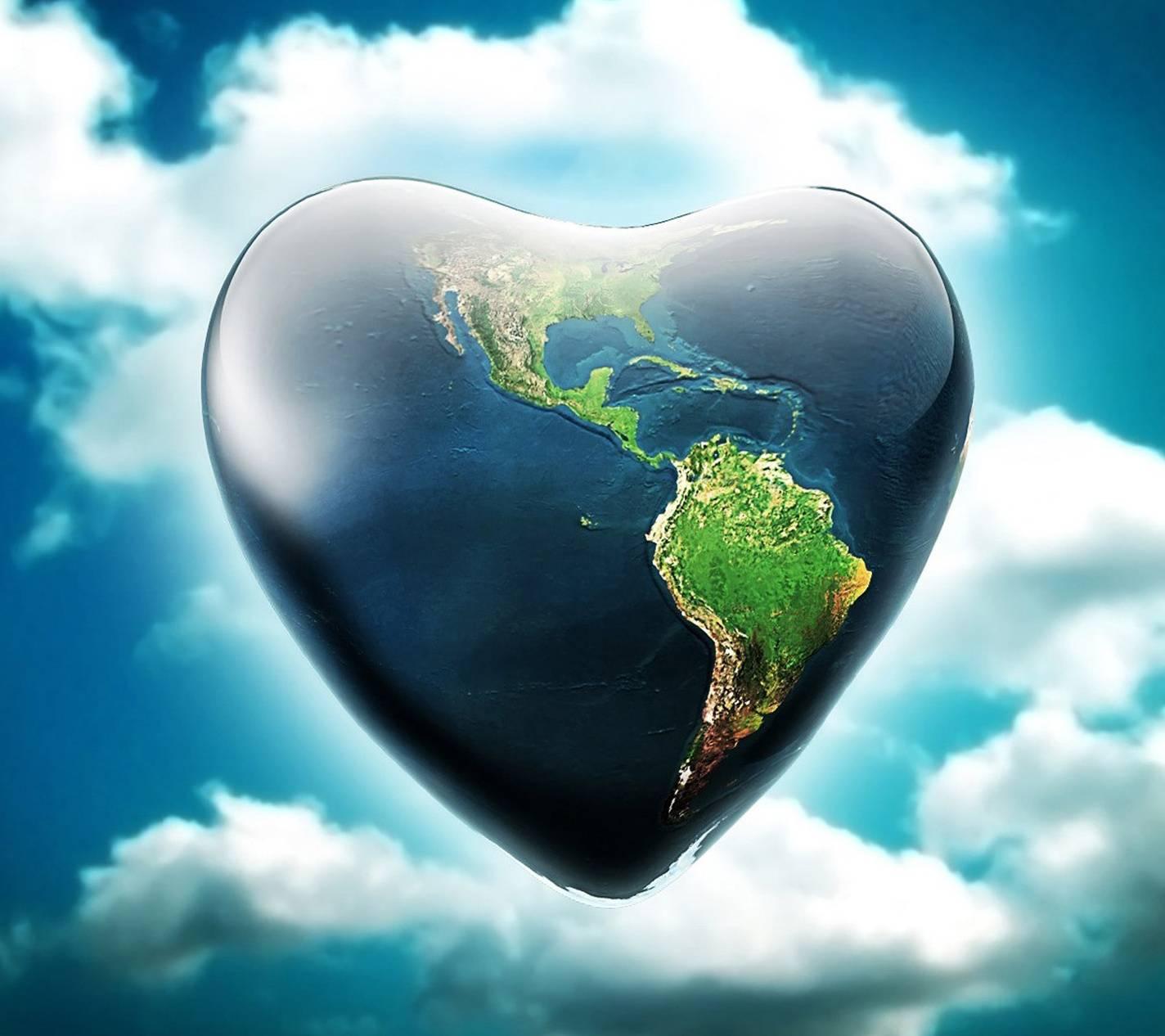 World in Heart