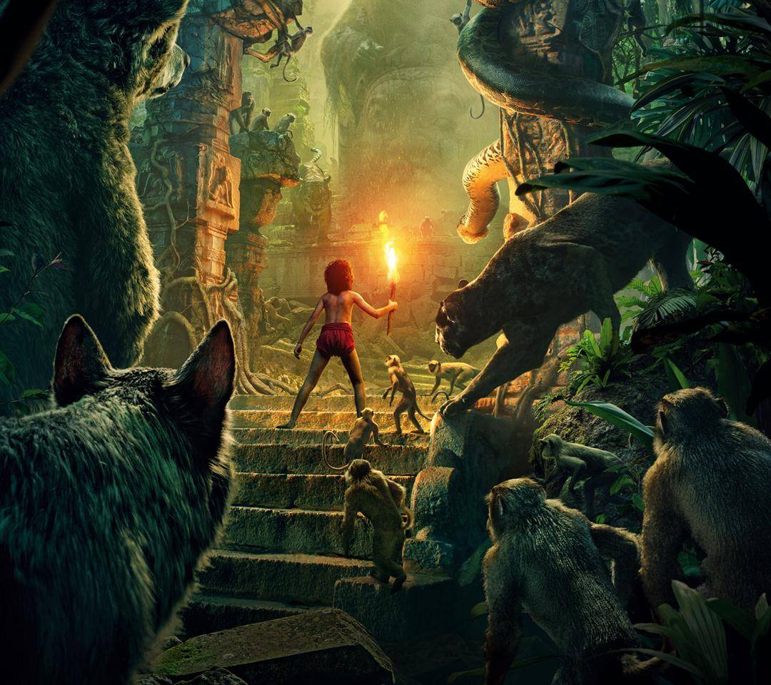 Jungle Book HD