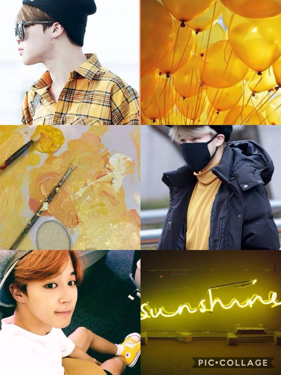 Bts Yellow Aesthetic Wallpaper By Puppylover12373413 77 Free On Zedge