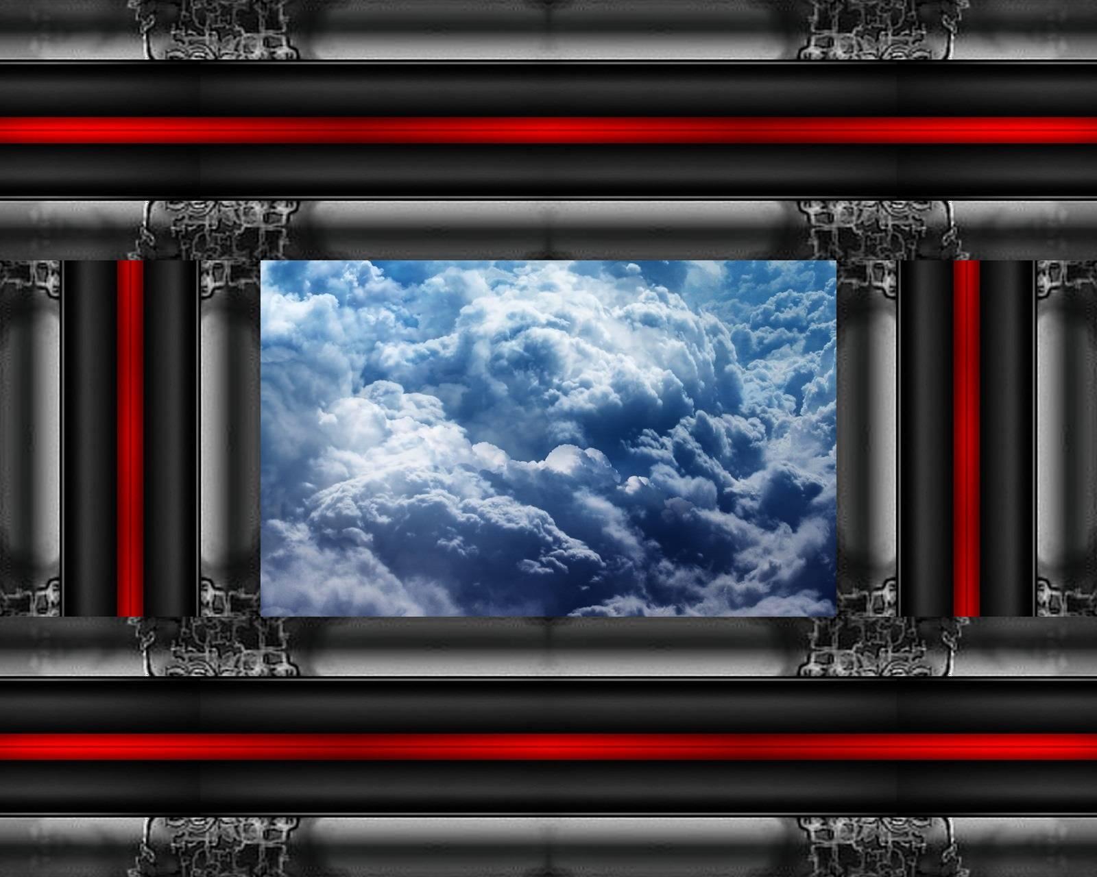 Framed Clouds