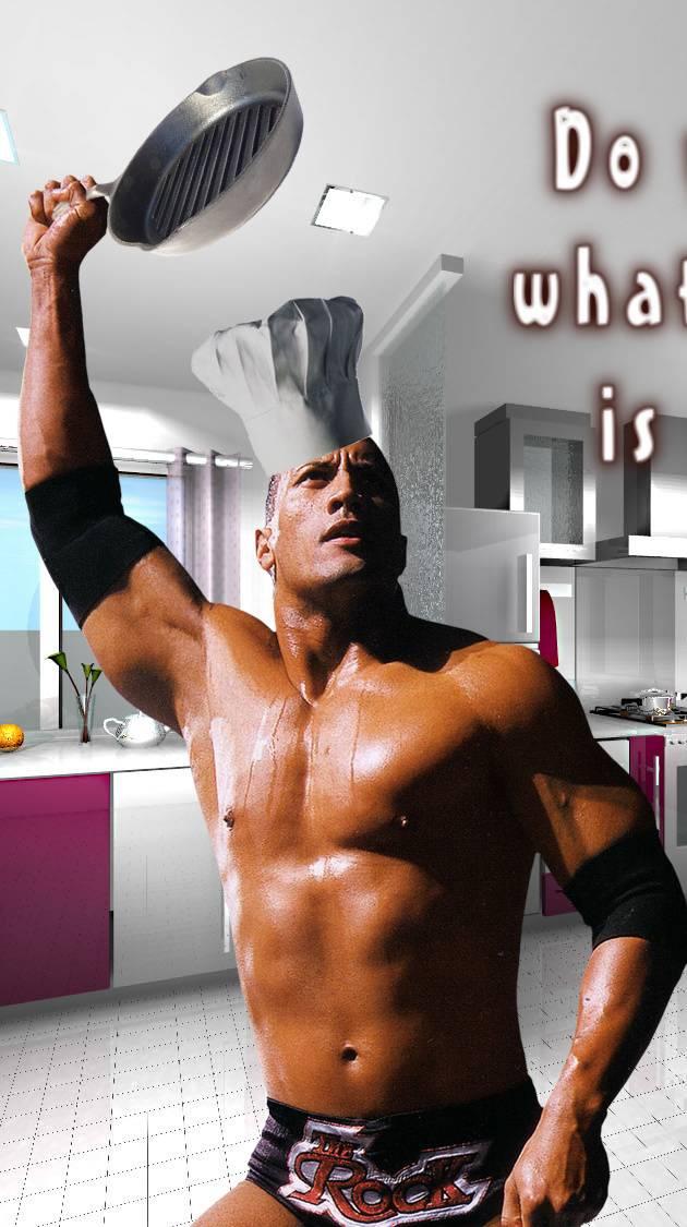 Rock Is Cooking