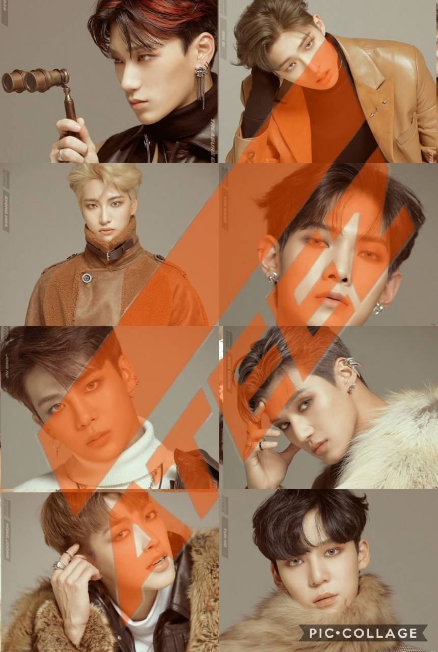 Ateez Kpop Wallpaper By Annvina98 64 Free On Zedge