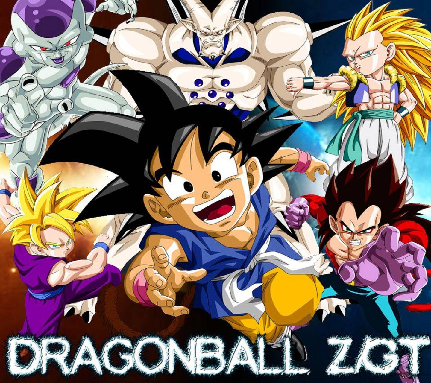 Dragon Ball Z Gt Wallpaper By Devil Vikas 1b Free On Zedge
