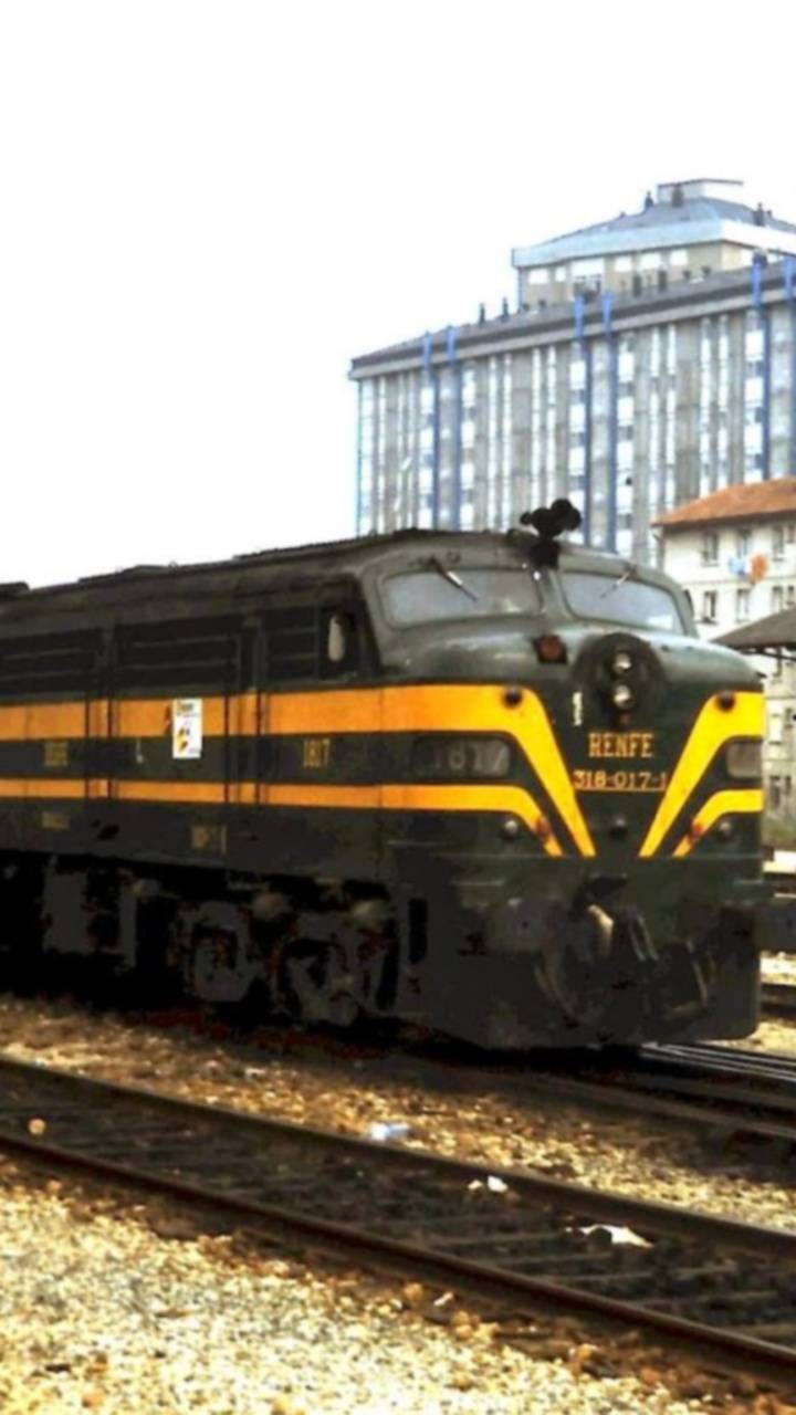 RENFE ALCO 1600