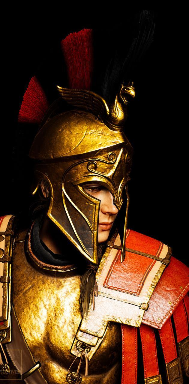 Spartan War Hero