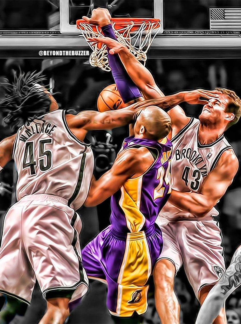 Kobe Bryant Wallpaper By Jokishm Df Free On Zedge