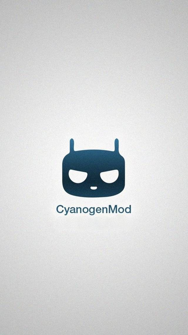 Cyanogen Mod Wallpaper By TONY STARK