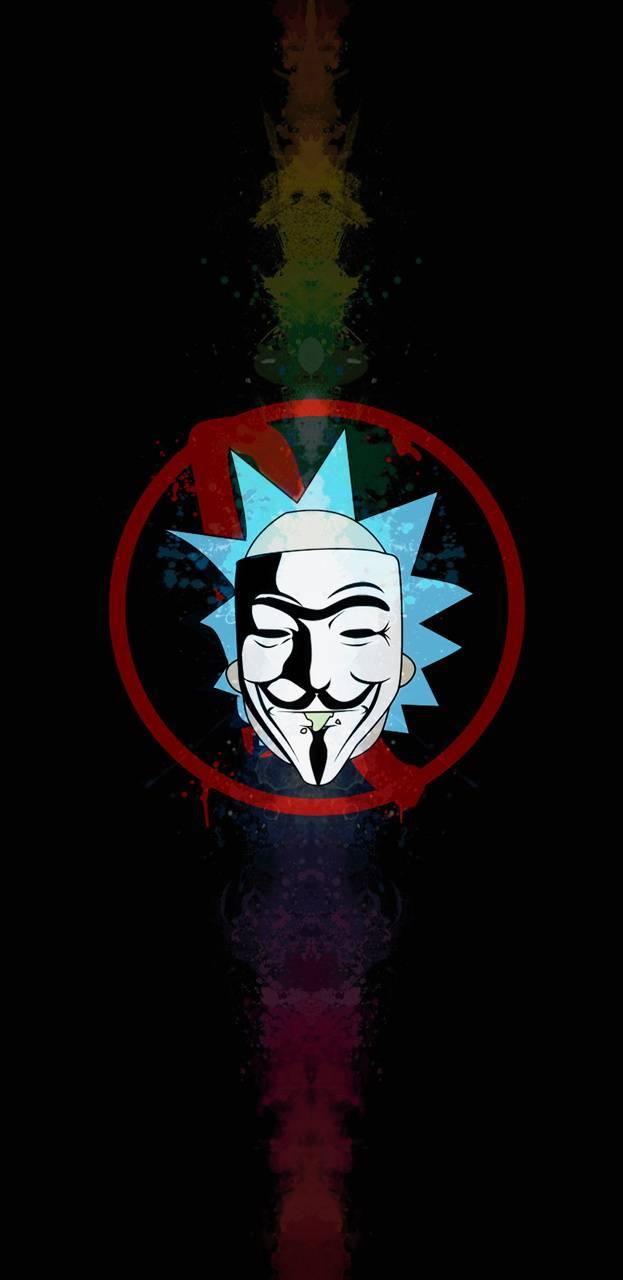 Anonymous Rick HD