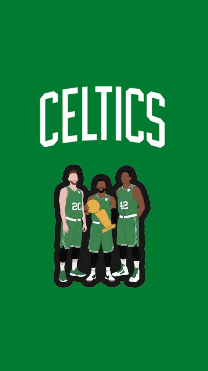 Boston Celtics wallpaper by Pischtar