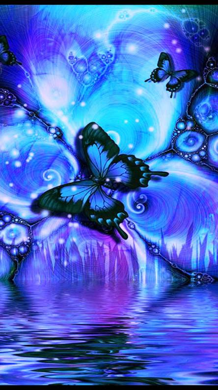 Butterfly Wallpapers Free By Zedge