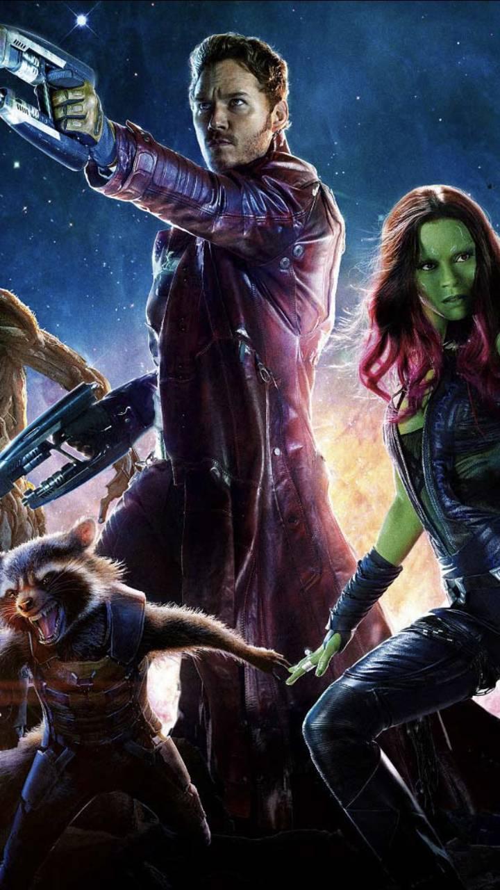 Guardians of galaxy