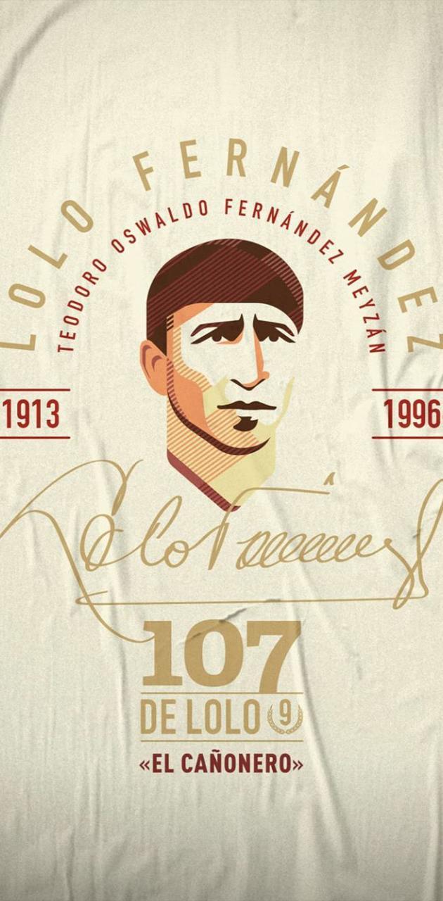 Lolo Fernandez 107