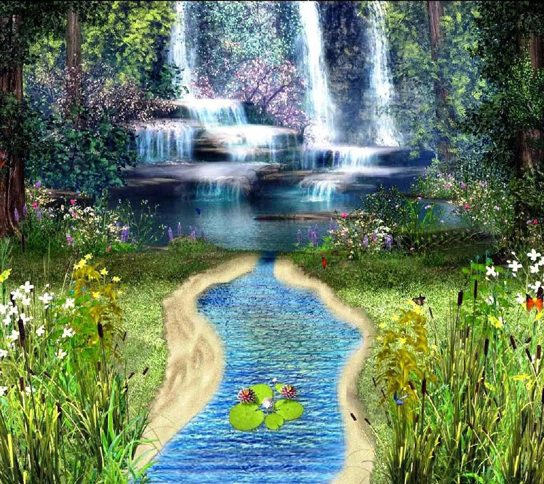 Про дедушек, природа картинки для детей анимация