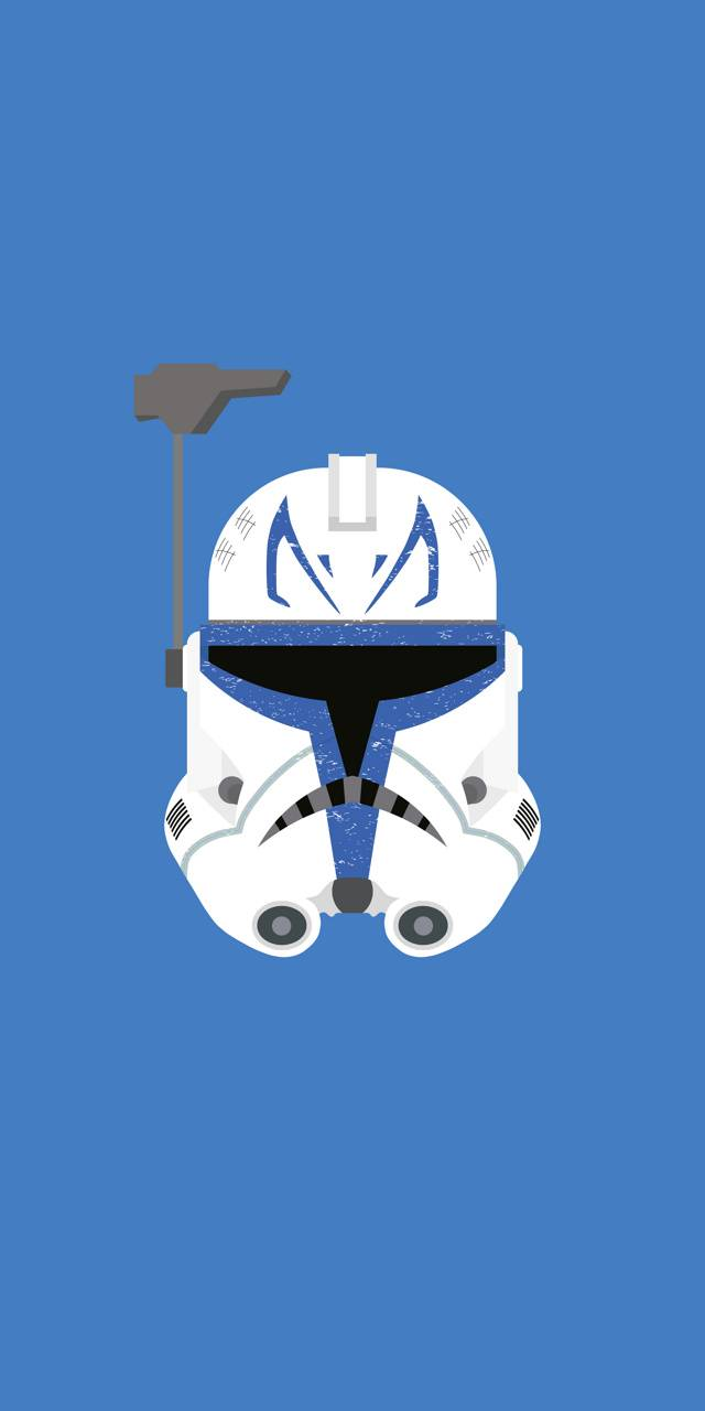 Starwars captain Rex