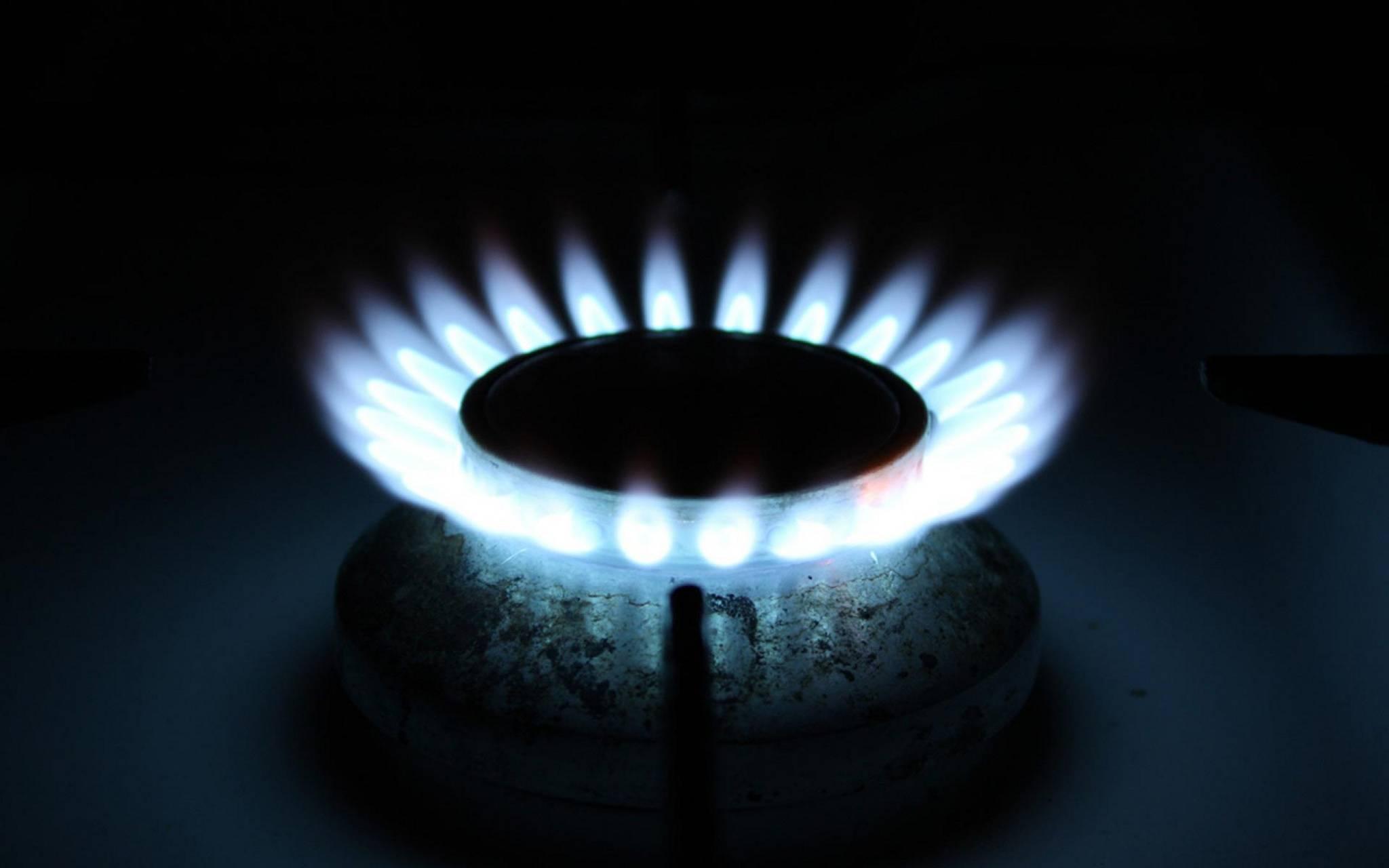 blue gas flame hd