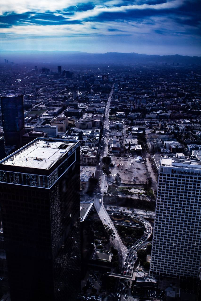 DownTown LA City