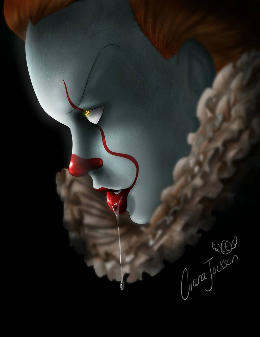 Pennywise cool art