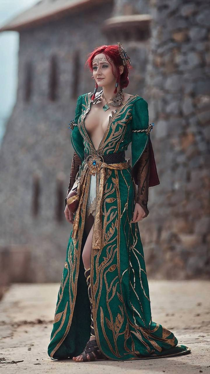 Triss Merigold Wallpaper By Xtive 38 Free On Zedge