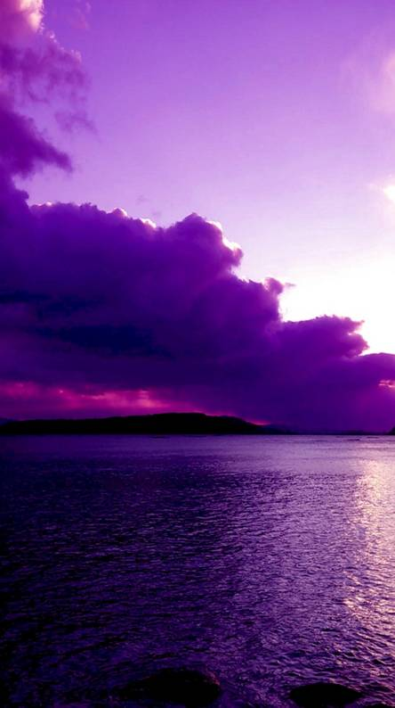 24 Purple Nature Wallpapers For Phone Basty Wallpaper
