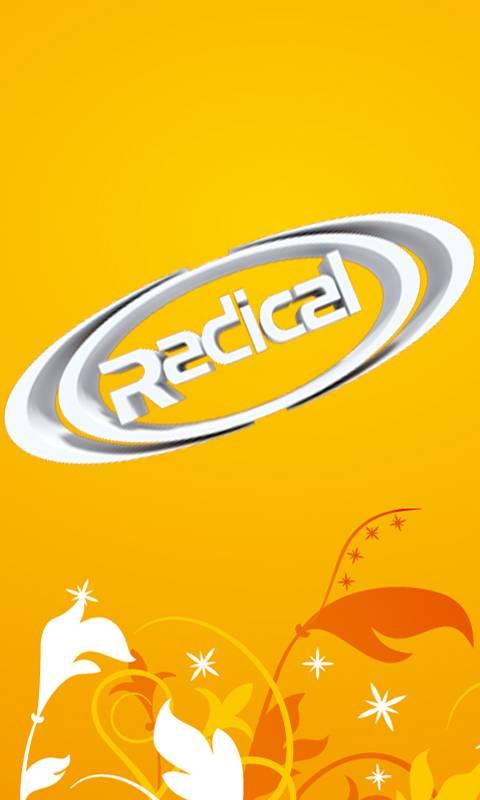 Radical Naranja