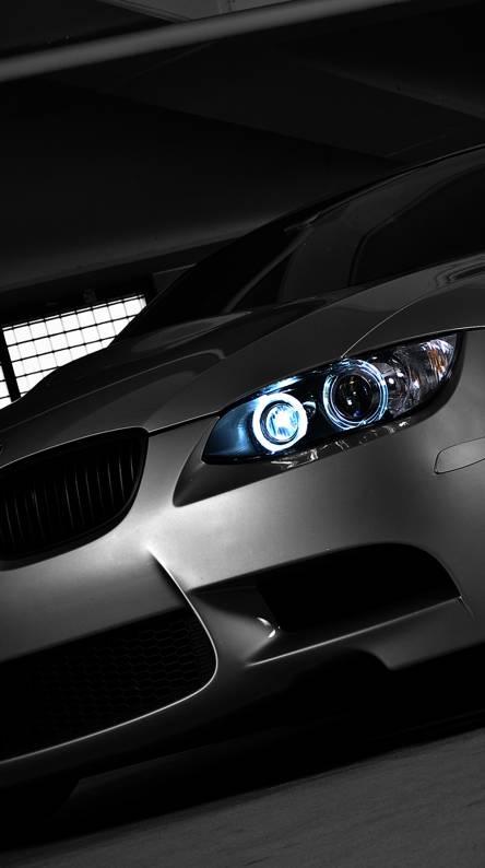 Bmw Silver Blue Eyes
