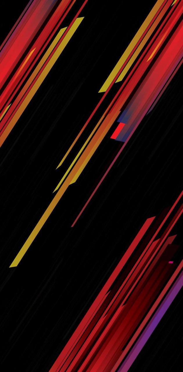 Angles Abstract