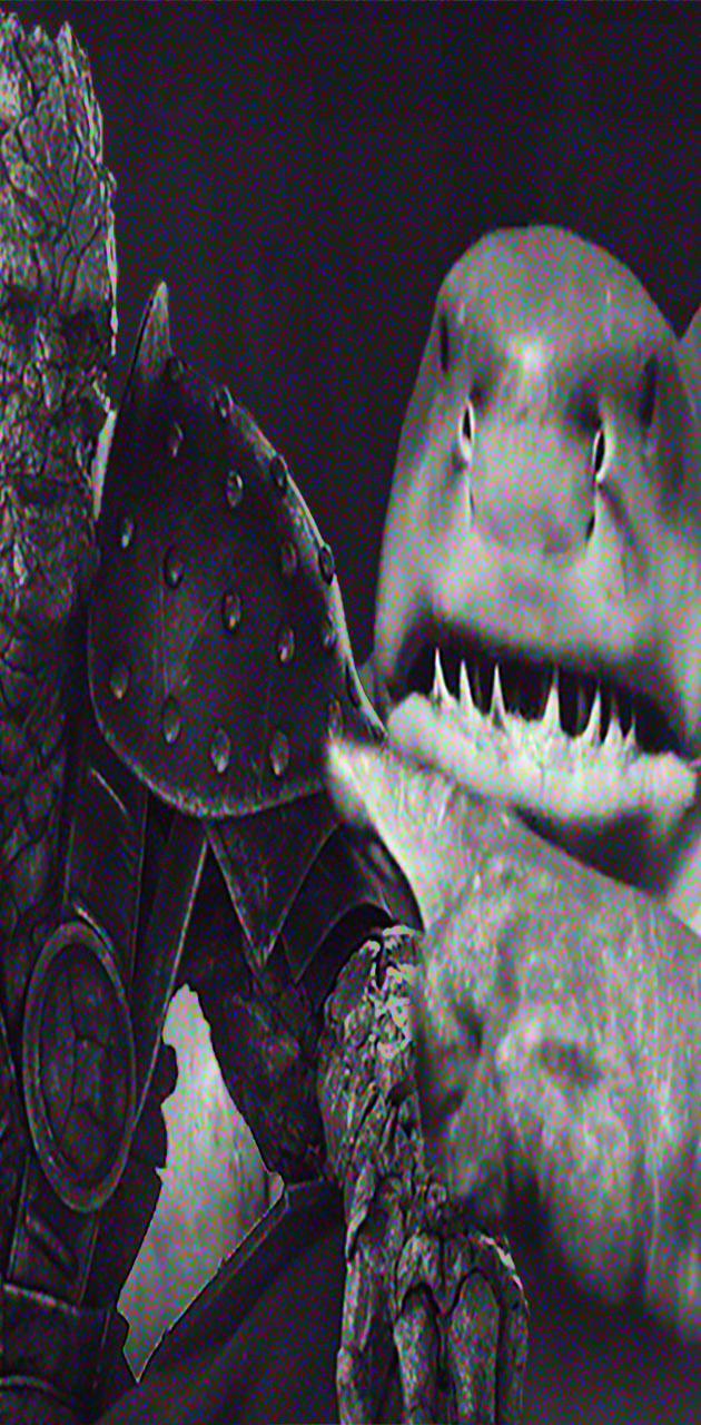 King Shark and Korg