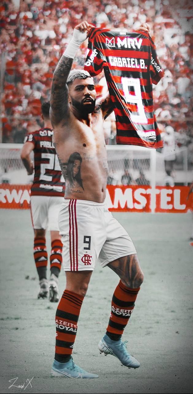 Gabigol Flamengo Wallpaper By Zackax A2 Free On Zedge