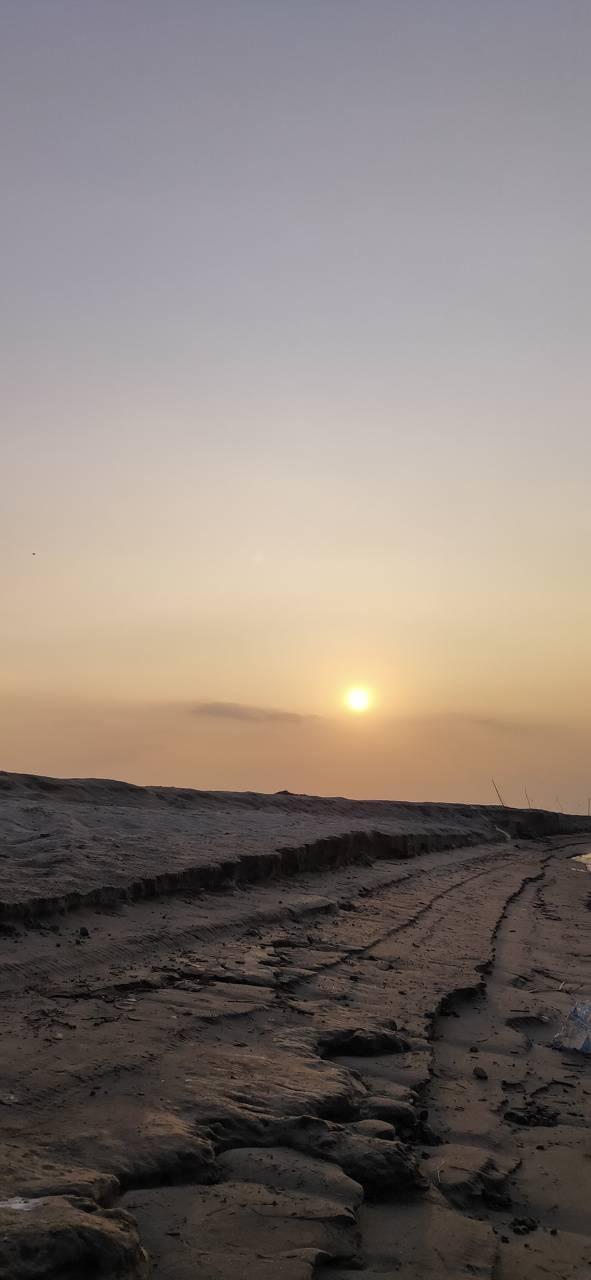 Sunset click