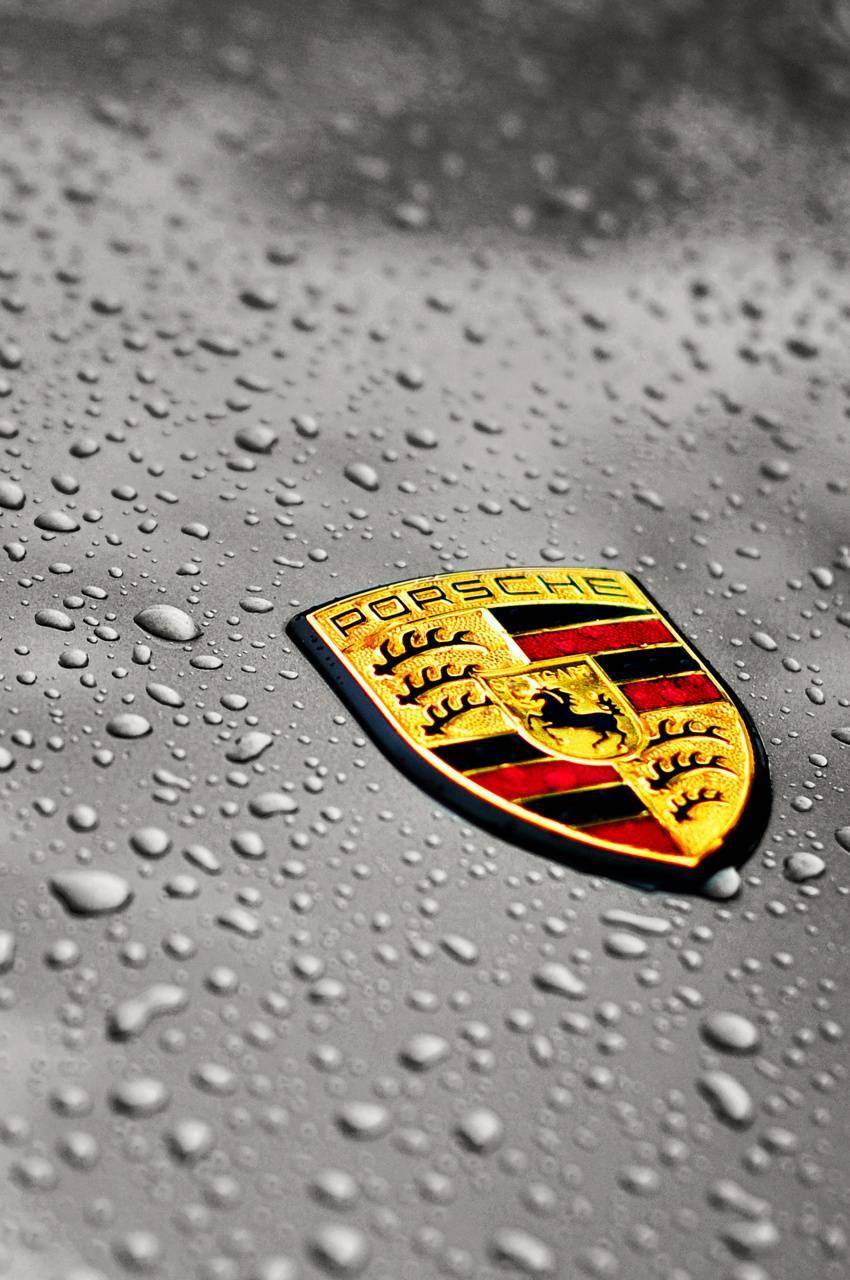 Wet Porsche Logo