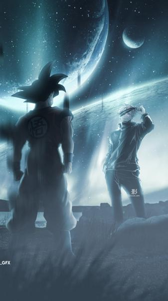 Goku vs Gojo