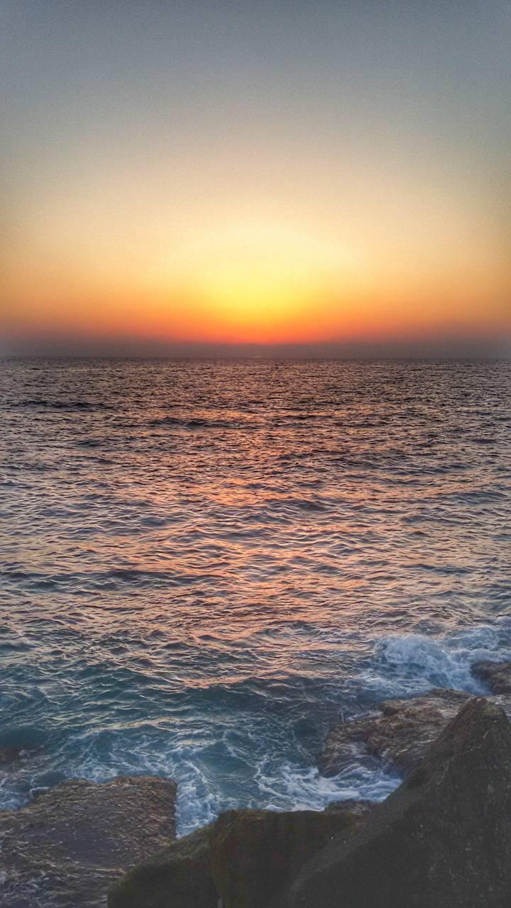 Yaffo sunset