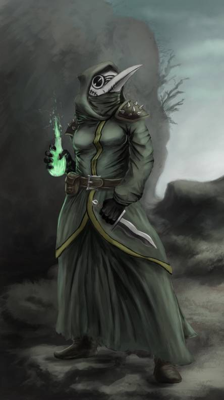The Plague Doctor Wallpapers