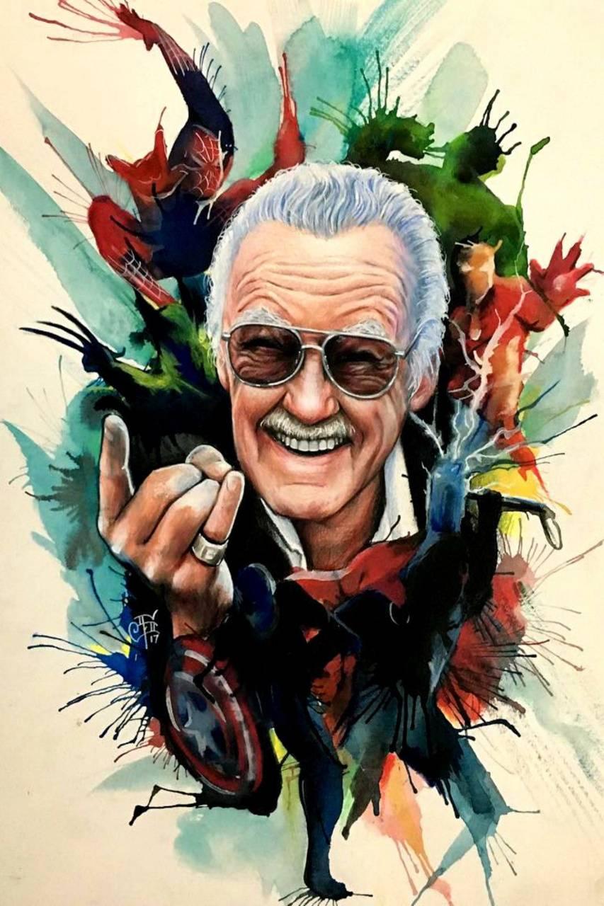 Stan Lee 01