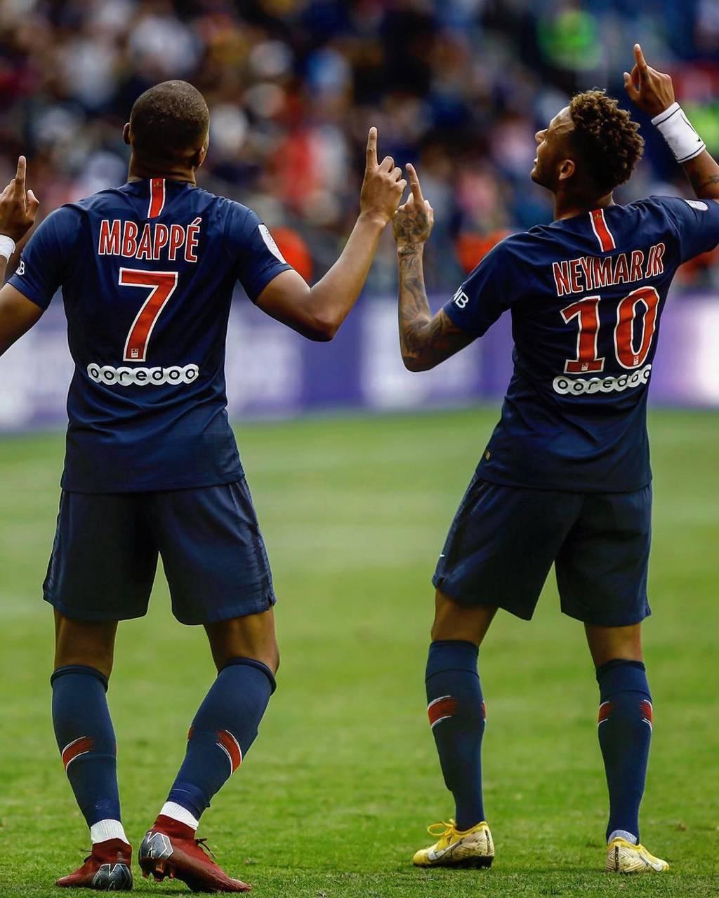 Neymar Mbappe Wallpaper By Nicolo69 08 Free On Zedge