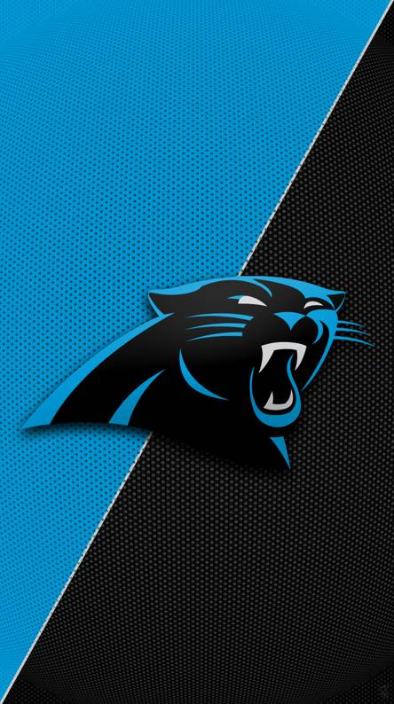 carolina panthers logo wallpaper  Carolina panthers Wallpapers - Free by ZEDGE™