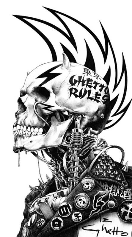 Ghetto Rules
